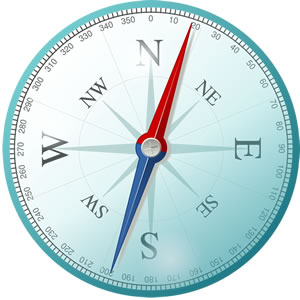 compass-direction