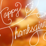 Intentional Gratitude Happy Thanksgiving