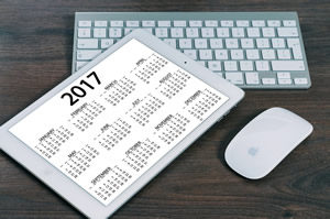 Setting 2017 New Years Resolutions