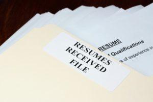 Hiring Process - Resumes and Filling Jobs