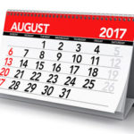Don't Fall for It - August Calendar