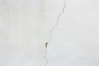 Are Cracks Showing Up?