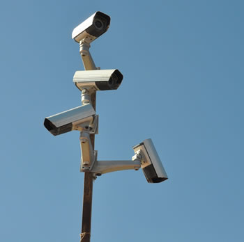 Are You On Camera Now? Or Is Big Brother Watching?