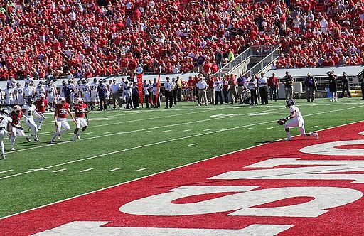 University Of Wisconsin Badgers Football - Are you ready for the fourth quarter