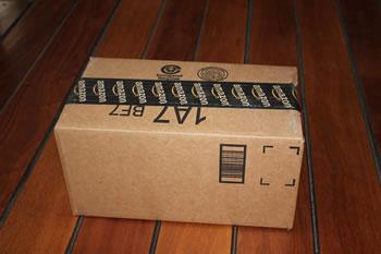 Coin Toss - Marketing on box
