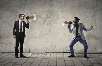 More Often - Do You Argue Or Discuss?
