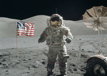What is Old is New? Moon Landing