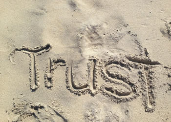 How do you feel about trust?