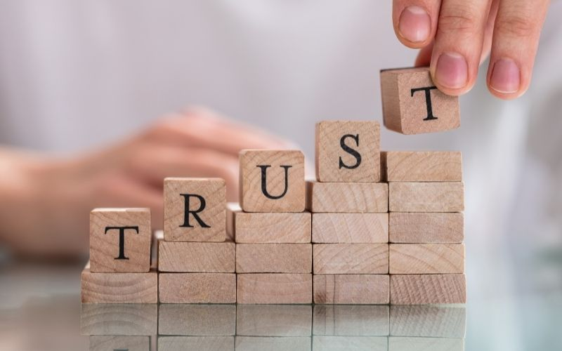 Are You Trusted? Mitch Tublin