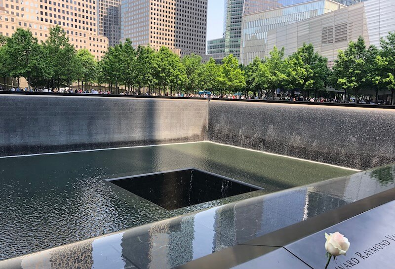 Where Were You When...? 911 Memorial in NYC